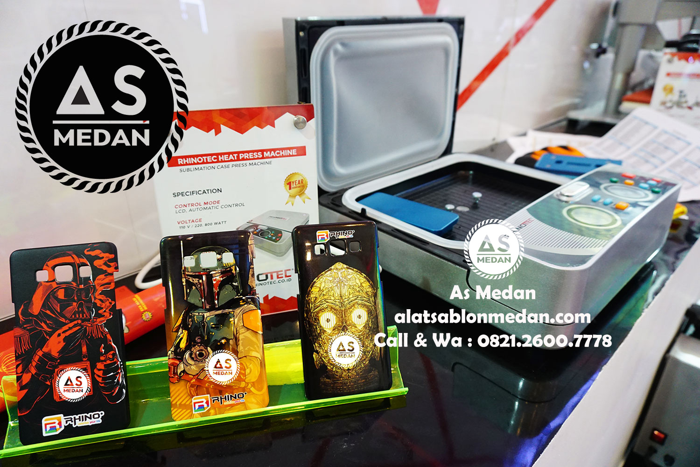 Alat Sablon Digital Paket Usaha Sablon Custom Casing Handphone