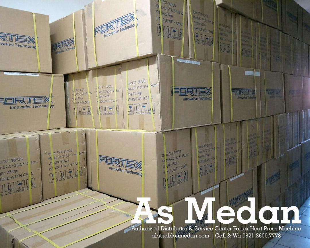 Mesin Press Kaos Fortex USA