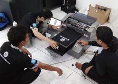 Merawat Printer DTG   Service DTG